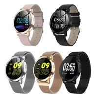 CF18 Smart Watch OLED-Farbbildschirm Smartwatch Mode Fitness Tracker Herzfrequenz-Blutdruckmessgerät für Männer-Frauen-Uhren