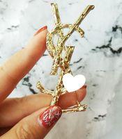 Big Fashion hochwertige Schal Schnalle einfache Brosche Jacke West Assembly Dekoration Dornschließe Kragen Clip