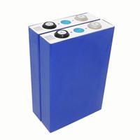 8 шт. Пакетная налог на налог в ЕС бесплатно Новые литий-ионные клетки LifePO4 Аккумуляторная батарея 3.2V 100AH 105AH литиевая батарея для солнечной системы электромобили