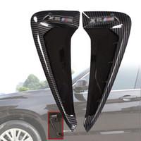 Auto Seite Fender Air Vent Abziehbild-Dekoration-Aufkleber-Abdeckung Trim für BMW X5 F15 F85 X5M 2014-2018 Auto Styling