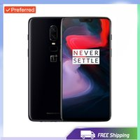 Factory Unlocked Original One Plus 6 OnePlus 6 128GB ROM 8GB...