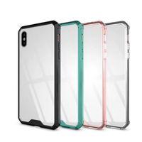 갑옷 투명 클리어 에어 하이브리드 전화 케이스 아이폰 6 7 8 플러스 X XS MAX 삼성 노트 9 S8 S9 A8 2018 모토 E5 G6 플러스 TPU 범퍼 커버