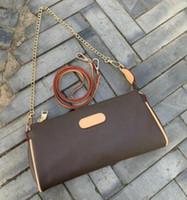 Tasarımcı kadınlar klasik Favori çanta MM PM deri Poşet omuz çantaları çanta manşonlar çıkarılabilir zincir 26cm büyük hacimli N41129