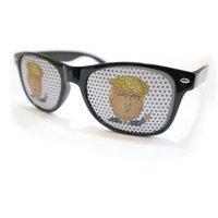 دونالد ترامب النظارات الشمسية مصمم أمريكا الانتخابات العامة لوازم بايدن الصيف خارج العصرية النظارات الشمسية النظارات الشمسية شاطئ D6512