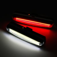 Bike Taillight Waterproof Bicycle Rear Light Cycling LED USB...