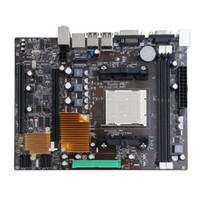 Freeshipping A780 Практический Настольный ПК Компьютер Материнская Плата Материнская Плата AM2 AM3 Поддерживает DDR3 Двухканальный 16G 1600/1333/1066 МГц