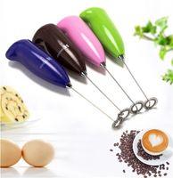 سعر المصنع أدوات المطبخ الخبز البيض مقبض الكهربائية قهوة حليب البيض المضرب Frother المخفقة المخفقة خلاط أدوات الخبز المعجنات توريدها الطبخ
