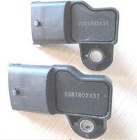 0261230199 Manifold Tryckgivare Karta för Bosch Corsa 1.4 1.8 06-08 Temp Flygtryckssensor Ford Iveco VW 0281002576 0281002456 026123017