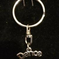 HOT 빠른 배송! 키 체인 빈티지 실버 펜던트 추적 체인 키 체인 DIY 맞춤 보석 (751)를 회전 패션 댄스의 매력