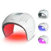 공장 가격 OEM 빨간색 LED 라이트 테라피 피부 패널 얼굴 마스크 건강 아름다움 장치 아름다움 장비 또는 기계 피부 관리