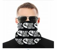 BLM Black Lives Matter Seamless Neck Gaiter Shield Scarf Ban...