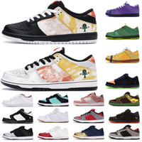 Top Quality Dunk SB Low TRD QS Black Pigeon The Dove Of Peac...