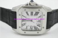 Le donne guardano il movimento meccanico 32mm w20112y1 quadrante bianco automatico cinturino in pelle nera cinturino di lusso signora orologio spedizione gratuita