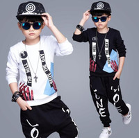 boy Kids Sets Kids Baby 2t- 9t sells best new autumn boy shir...