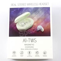 A1- TWS Wireless Earphones Bluetooth V5. 0 with Touch Control ...