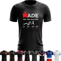 Sport Quick Dry Running Shirts Training T shirt Funny Men ts...