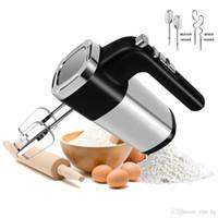 5 velocidades 500W de alta potencia eléctrica batidora de mano Blender Blender Masa batidor de huevo batidora de mano para herramientas de cocina de cocina 220V