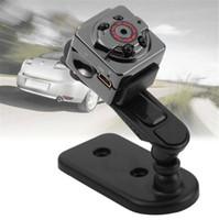 Mini-Kamera SQ8 Micro DV Camcorder Action-Nachtsicht-Digital-Sport-DV Wireless Mini Voice-Video TV-Ausgang der Kamera-HD 1080P 720P freies Verschiffen