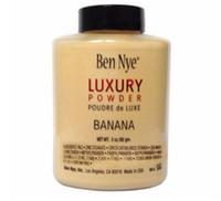 Vente chaude Marque Ben Nye POUDRE DE LUXE POUDRE de LUXE Poudre Libre Banane 3oz / 85g
