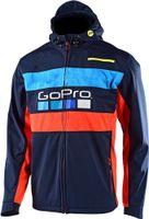 2019 Yeni Varış Mavi Motosiklet Yarış Ceketler Fermuar Ile Motocross Tişörtü için Açık Spor Hoodies Boyut S-XXL