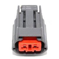 6195-0003 2-poliger Sumitomo-Sensorsteckverbinder für Gehäuse der Serie M azda RX7 FD CAS
