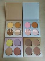 Новый макияж High-Gloss Shadow Stereo High-Light Bright Shadow Repair Propert Powder