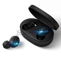 50шт Новое прибытие A6s TWS беспроводные наушники Bluetooth V5.0 с сенсорным управлением Наушники спортивные наушники
