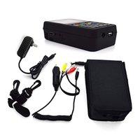 """Freeshipping V9 Finder HD Satellite Finder DVB S2 Digital H.265 Volledige 1080p Ingebouwde 3000 MAH Battery FTA 3.5 """"LCD SAT Finder Meter"""