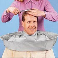 Impermeabile Stampa Adulto Taglio Taglio Stiro Tintura Rasatura Taglio di capelli Strumenti per barbiere Modelli Taglio per cuticole Schick Cura dei capelli Strumenti per lo styling HA219