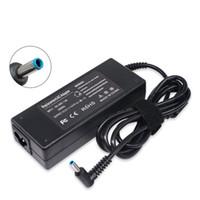 90W AC 어댑터 19.5V 4.62A 4.5 * 3.0 블루 팁 노트북 충전기 HP 엔비 터치 스마트 Sleekbook에 대한