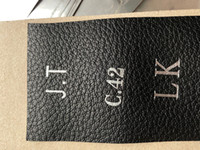Aksesuarlar Yazı Kaliteli Marka Tasarımcısı Çanta Özelleştirme Çanta Mektubu Damgalama Altın Gümüş Kelime Kişisel Doğum Günü Hediyesi Servisi