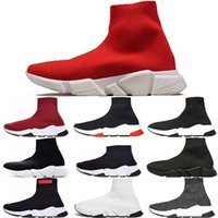 e75910fbd711 Wholesale glitter tennis shoes for sale - Group buy 2019 Men Women Designer  Shoes Speed Trainer