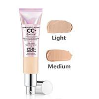 ¡CALIDAD SUPERIOR! Crema CC Your Skin But Better Crema CC + Crema Correctora de Color Crema Iluminadora de Cobertura Completa 32ml DHL GRATIS