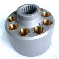 pompa a pistoni Rexroth Kit riparazione cilindro A4VG56 blocco valvole piastra piastra di ritegno ricambi