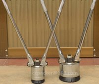 200L 53 Gallonen Manuelle Ölfassdeckelverschließmaschine 70mm 35mm Eisentrommeln Verschließerbacken Verpackungsanlagen Sealer Ölfasszange