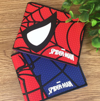 Marvel Wallet Series Movie Spider- Man Logo Soft Wallet Anime...