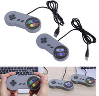 SNES gioco del gioco del 16 Bit JOYPAD Pad Joystick per SFC Super Nintendo SNES console di sistema Control Pad