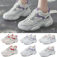 2020 mejor plataforma Designer Shoes Casual Rojo Azul Negro Triple papá de edad de cosecha baja zapatillas de deporte corrientes para los hombres de las mujeres de alta calidad