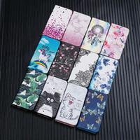 만화 고양이 대리석 나비 꽃 인쇄 지갑 플립 아이폰 (12) 삼성 NOTE20에 대한 PU 가죽 케이스 스탠드 PLUS A31 A21S A01 A51 A71 세대