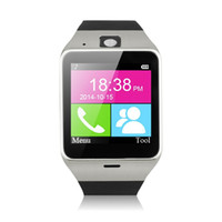 GV18 Smart Watch mit Kamera SIM-Karte Bluetooth Smart Armbanduhr Unterstützung Hebräisch Schlaf Fitness Tracker Smart-Armband für IOS Android iPhone