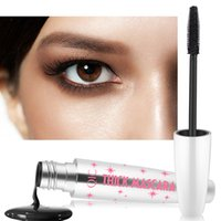 New Hot 4D Mascara Curled Lashes Black Waterproof Lengthenin...