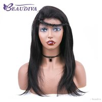 Lace Front Human Hair Wigs With Baby Hair Pre Plucked Brazil...