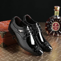 2019 Four Seasons New Business Dress Men' s Shoe Model P...