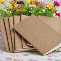 8.8 * Caderno Em Branco De Papel De Vaca de 15,5 CM Notas macias macias para esboçar Graffiti Fornecedor de artigos de papelaria para desenho manual