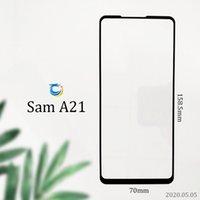 Por SAM A71 A21 A11 A10E LG K51 K31 Stylo 6 Lona de vidrio templado 9H 2.5D