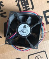 새로운 원본 8025 AFB0824SH DC24V 0.33A 80 * 80 * 25MM 8CM 2/3 와이어 냉각 팬