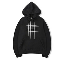 2019 Thick Hoodie Sweatshirts Men Anime Cool Black Autumn Wi...