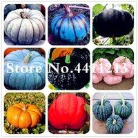20 PCS 거대한 호박 식물 야채 과일 분재 식물 씨앗 홈 정원 식물에 대 한 행복 농장 분재 이국적인 관심있는 선물 무료 배송