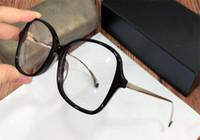 مصمم أزياء النظارات البصرية 3369 إطار بسيط مربع HD في الهواء الطلق النظارات الواقية النبيلة بسيط أسلوب أنيق عدسة واضحة