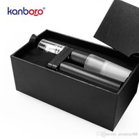 Kanboro Tech Wax Enail Kit Vaporizador Subdab Pro 18650 E-Cigarro Coilless Cerâmica Bobina Elútil Bolso De Bolso Penas 510 Prego Infeliz Atomizador
